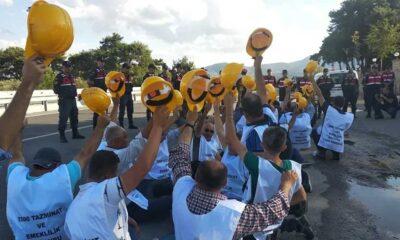 4 bin Somalı madenciye tazminatları ödendi