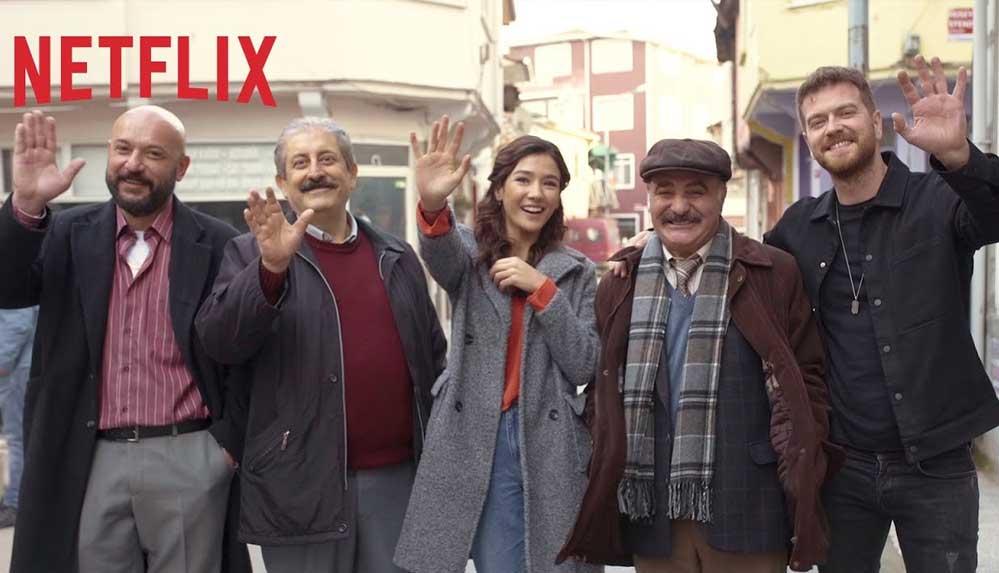 50M2 dizisi oyuncuları kimler? Netflix 50M2 dizisi konusu nedir?