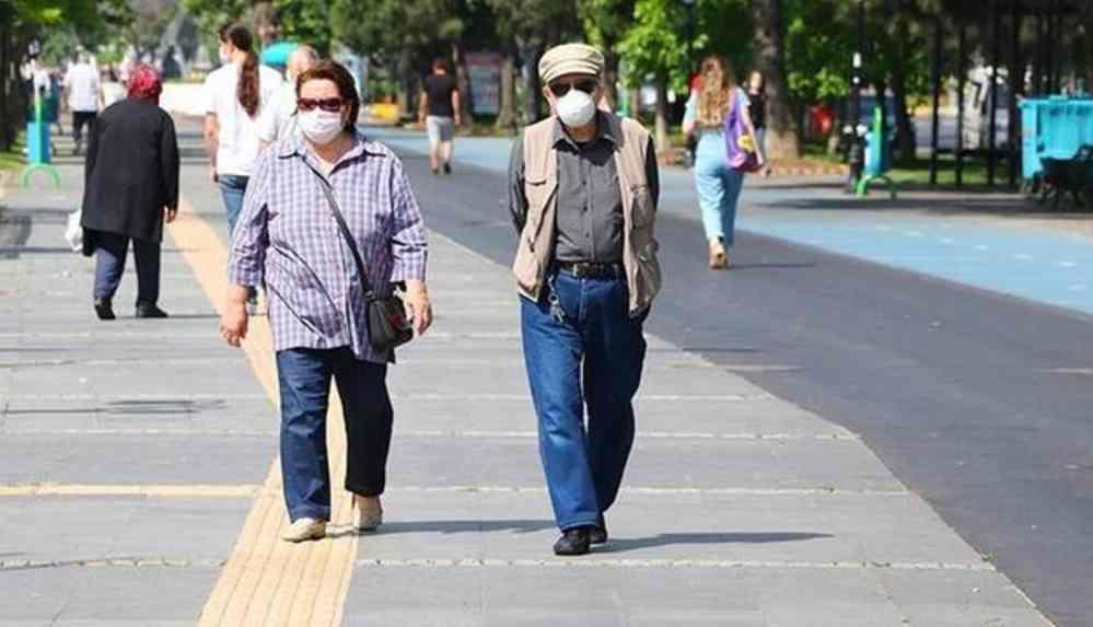20 yaş altı ve 65 yaş üstü sokağa çıkma yasağı saatleri