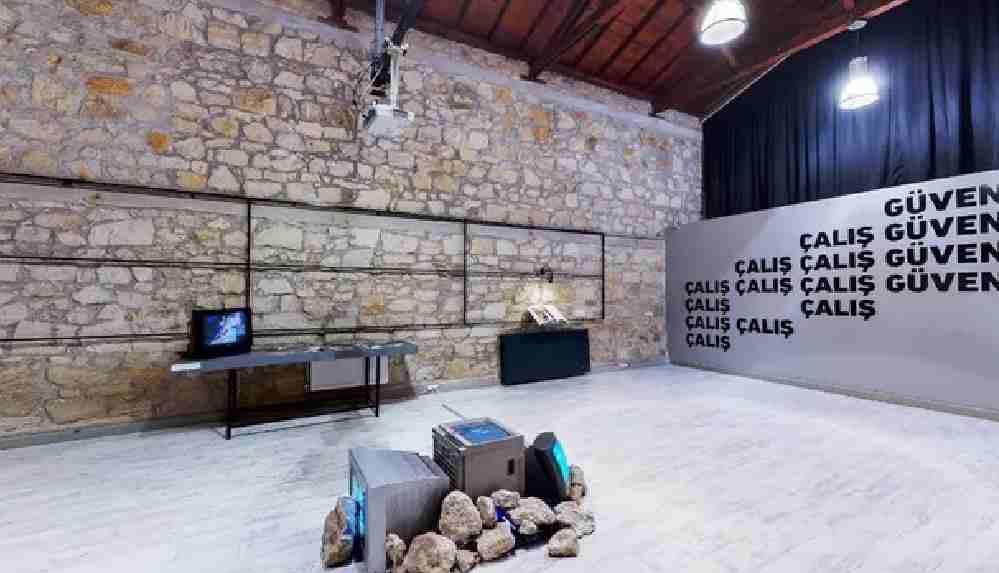 7. Çanakkale Bienali çevrimiçi devam ediyor