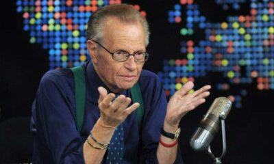 ABD'li ünlü sunucu Larry King de Kovid-19 kurbanı oldu