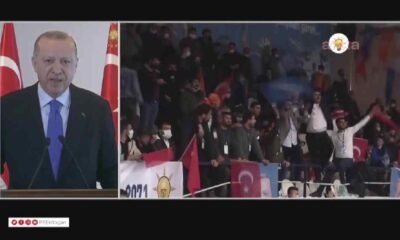 AKP kongrelerinde maske ve mesafe kuralları unutuldu