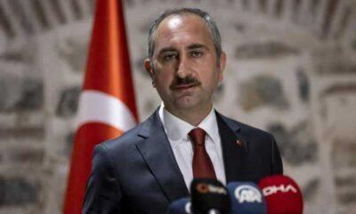 Adalet Bakanı Gül: Sosyal medyada tutuklama siparişi verenlere sesleniyorum, T. C. bir hukuk devletidir