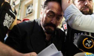 Adnan Oktar'a bin yılı aşan hapis cezası