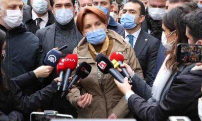 Akşener'den Erdoğan'a: Bir saniyecik cumhurbaşkanı ol kardeşim