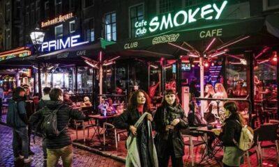 Amsterdam, esrar satan kafelere yabancı turistlerin girişini yasaklayacak