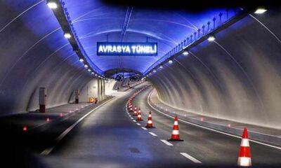 Avrasya Tüneli'ne yüzde 26 zam