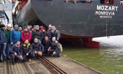 Bakanlardan kaçırılan Türk gemisi hakkında açıklama
