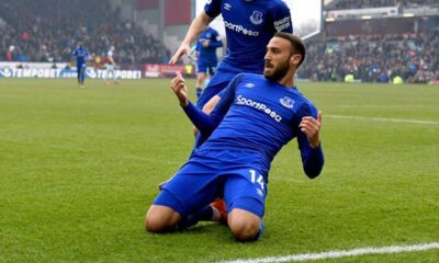Beşiktaş, Cenk Tosun transferi için Everton ile anlaşmaya vardı