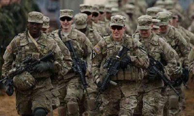 Biden transseksüellere yönelik orduya katılma yasağını kaldırdı