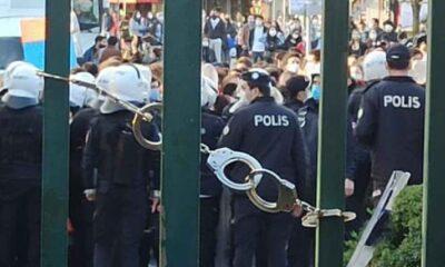 Boğaziçi öğrencilerine ev baskını yapıldı: Gözaltına alındılar