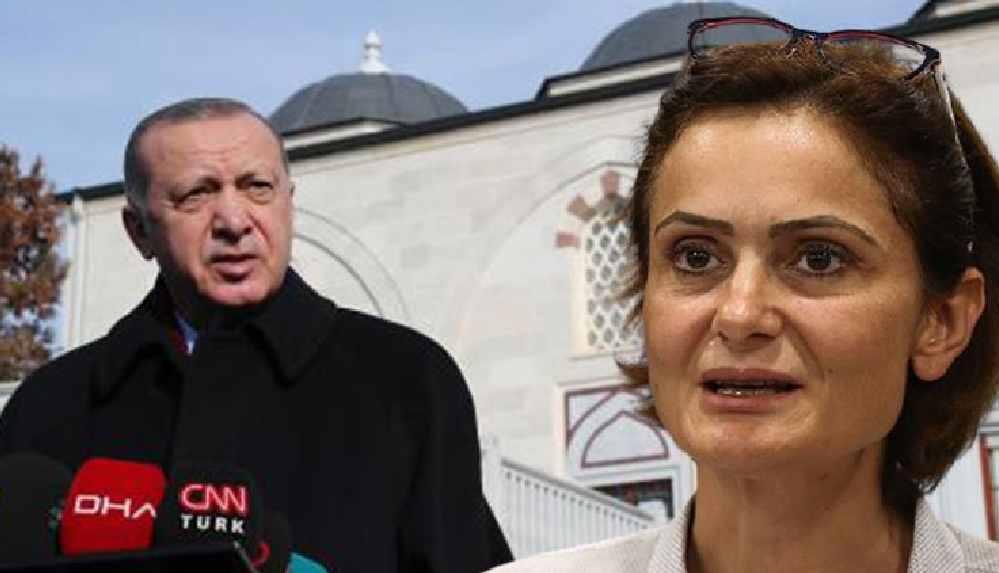 CHP'den Erdoğan'a Kaftancıoğlu yanıtı