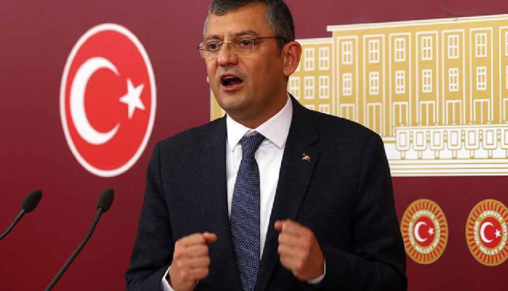 CHP'li 3 vekilin istifa edeceği iddiasına Özgür Özel'den yanıt