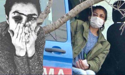 Cezaevindeki Melek İpek'ten mesaj var: 'En azından burada dayak yok'