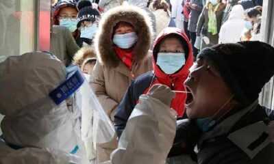 Çin, en yüksek günlük vaka sayısıyla mücadele ediyor