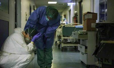 'Covid-19'u atlatanların üçte biri taburcu edildikten sonraki ilk 5 ayda tekrar hastaneye kaldırıldı'