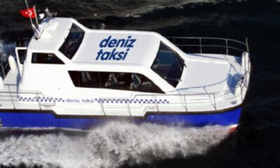 Deniz taksiler tekrar hizmete giriyor