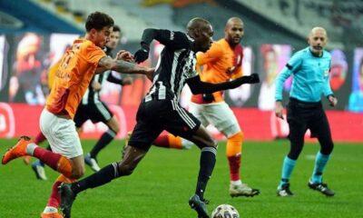 Dev derbide Beşiktaş, Galatasaray'ı devirdi, zirvedeki yerini korudu