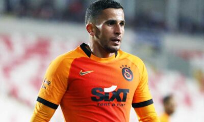 Galatasaraylı Omar Elabdellaoui'den tedavi süreciyle ilgili açıklama