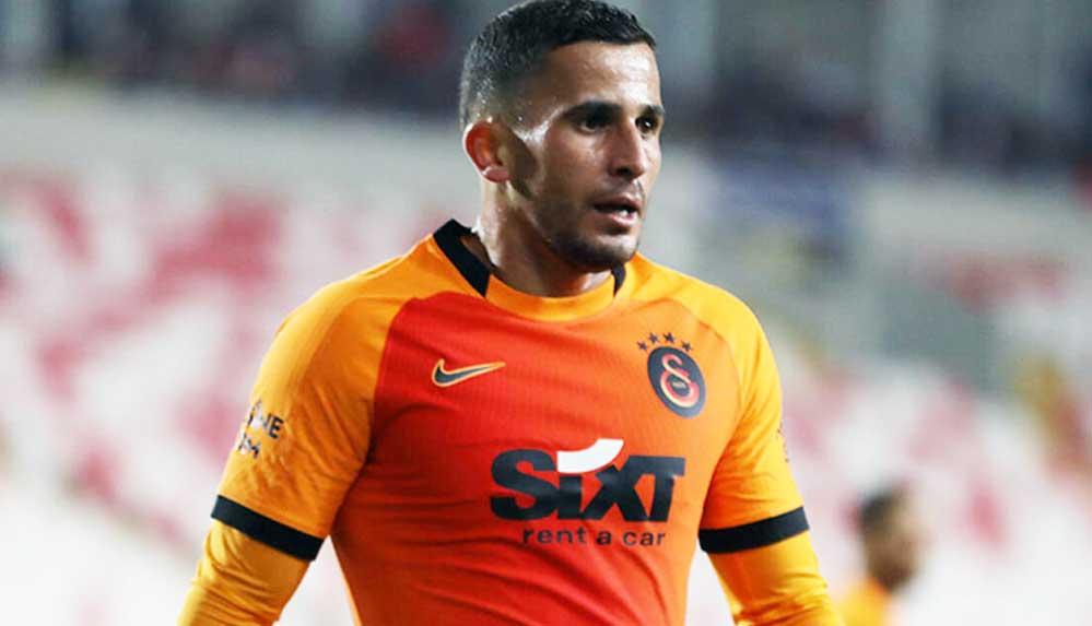 Galatasaraylı Omar Elabdellaoui'den ilk açıklama: Daha güçlü döneceğim