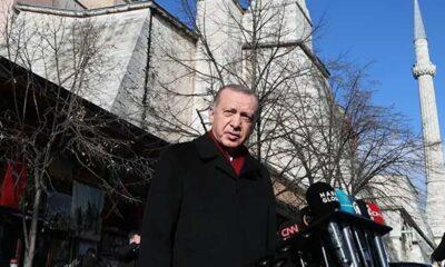 Erdoğan 'Lokanta ve kafeler ne zaman açılacak?' sorusunu yanıtladı