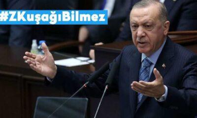 """Erdoğan, """"Z kuşağı bilmez"""" dedi, sosyal medyada tepkilere yol açtı"""