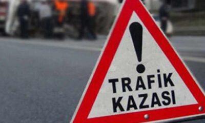 Feci kazada 3 kişi hayatını kaybetti, 2 kişi ise yaralandı