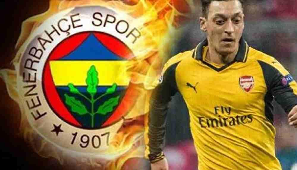 Fenerbahçe Mesut Özil'le anlaştı iddiası
