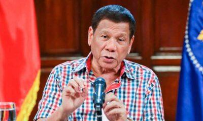 """Filipinler Devlet Başkanı Duterte: """"Başkanlık kadınlara göre değil"""""""