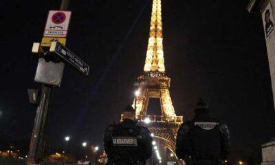 Fransa'da gece uygulanan sokağa çıkma yasağı uzatıldı