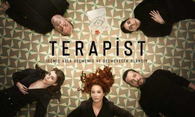 Gain'in psikolojik gerilim türündeki mini dizisi 'Terapist' yayında