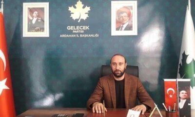 Gelecek Partisi Ardahan İl Başkanı Celil Toprak eşini dövdüğü iddiasıyla tutuklandı