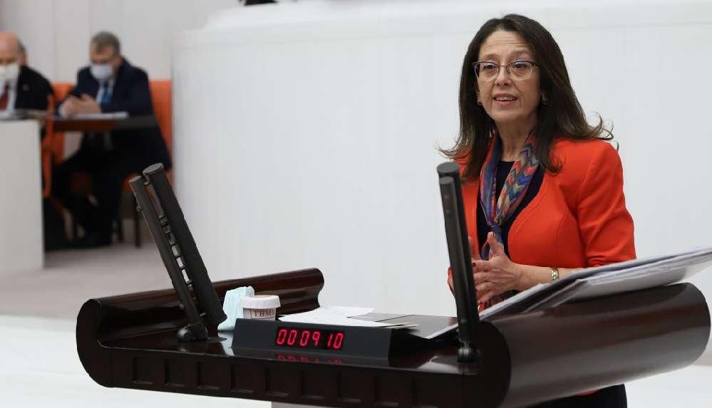 HDP'li Oya Ersoy, Sağlık Bakanlığı'na aşıyı sordu