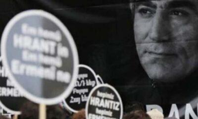 Hrant Dink cinayeti davasında iki tutuklama