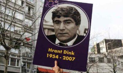 Hrant Dink'e Sebat Apartmanı'nda güvercinler eşlik ediyor