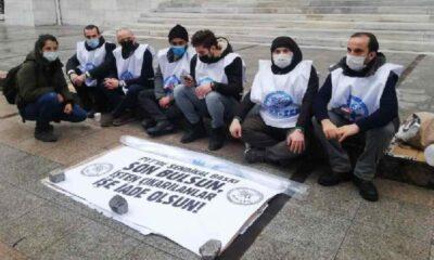 Hükümet görüşmezse Kod 29'luk PTT işçisi Ankara'ya yürüyecek