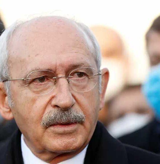 CHP lideri Kılıçdaroğlu: Ülkeyi AKP-MHP- mafya üçgeni yönetiyor