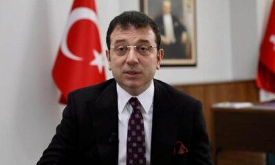 """İBB Başkanı İmamoğlu: """"İklim değişikliğine hazır bir İstanbul tasarlıyoruz"""""""