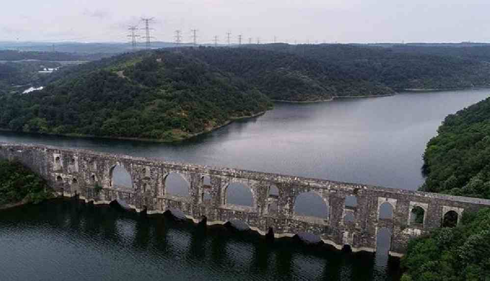 İstanbul'un barajlardaki doluluk oranı artıyor