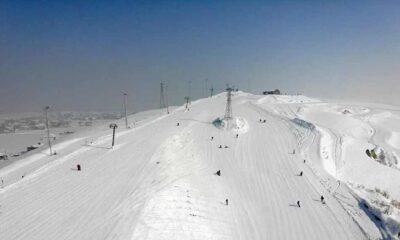 İçişleri Bakanlığı'ndan kayak merkezlerindeki eğlence hakkında genelge