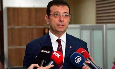"""İmamoğlu'ndan 2 yıl hapis istemi yorumu: """"Bizim gündemimiz yoksulluk"""""""