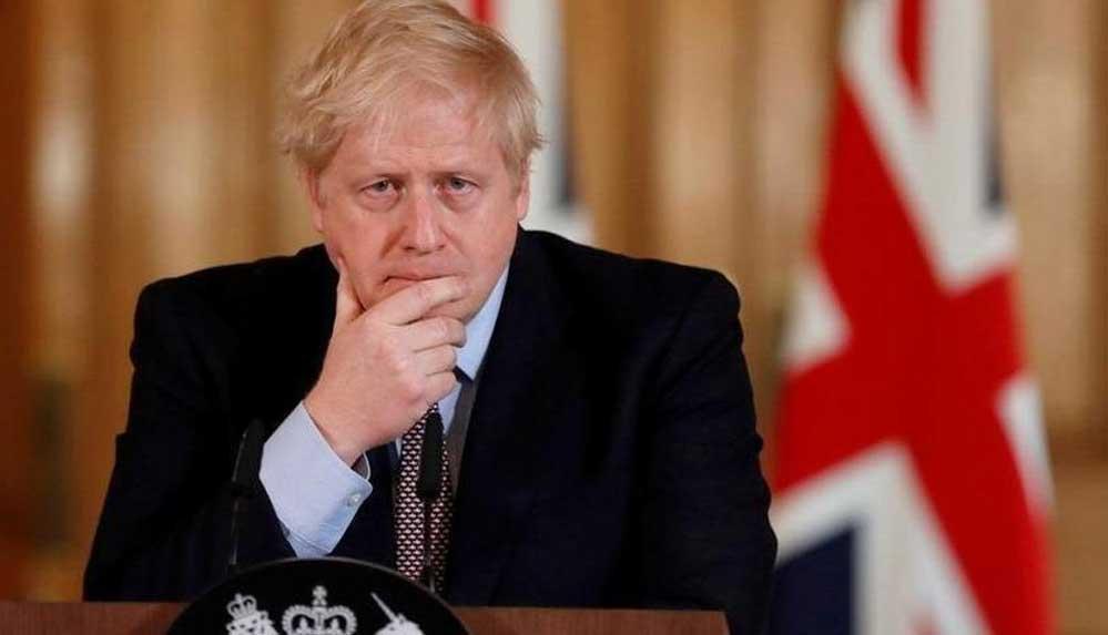 """İngiltere'de üçüncü kez karantina ilan edildi. Johnson, herkese """"evde kalma"""" çağrısı yaptı"""