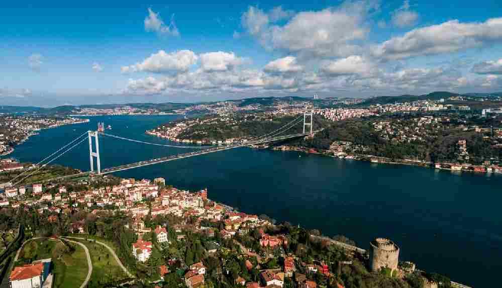 İstanbul, dijital göçmenler için en iyi 50 şehir arasında yer aldı
