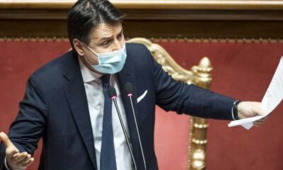 İtalya Başbakanı Conte, istifa edeceğini açıkladı