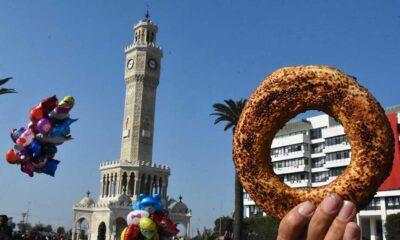 İzmir'de simide zam geldi
