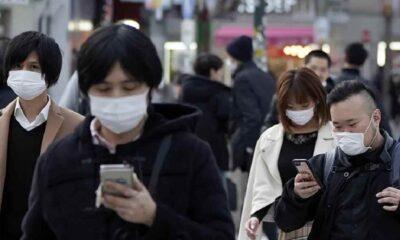 Japonya'da 15 binden fazla hasta karantina sırası bekliyor