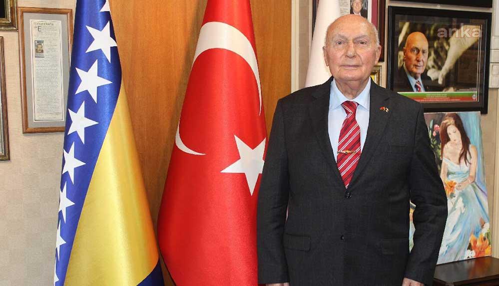 Karşıyaka eski belediye başkanı koronavirüsten hayatını kaybetti
