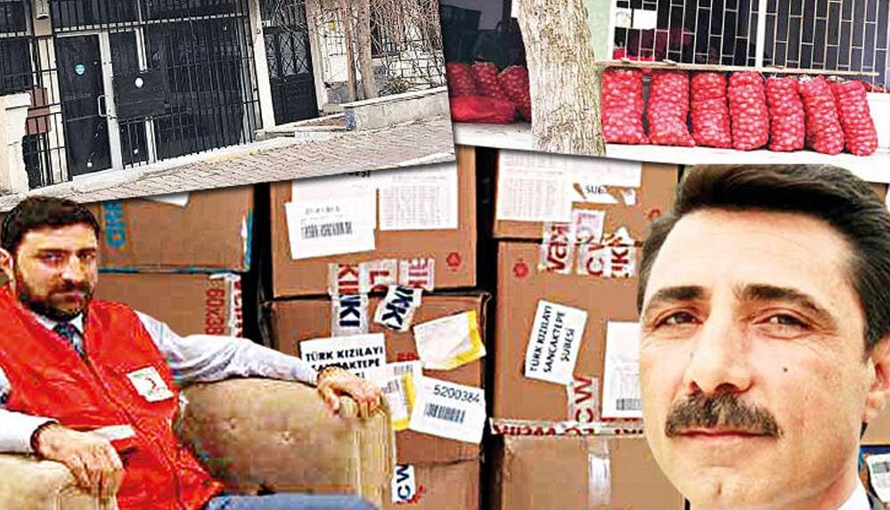 Kızılay yardımlarını pazarda satan 11 kişi tutuklandı: '4 trilyon zarar var'