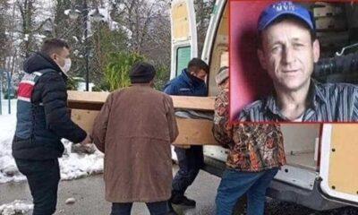 Kömürün başkentinde sobası yanmadı, soğuktan donarak hayatını kaybetti
