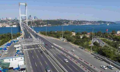 İstanbul Valiliği pazar günü bazı yolların kapanacağını duyurdu